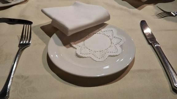 ビストロアンジェ テーブルセット