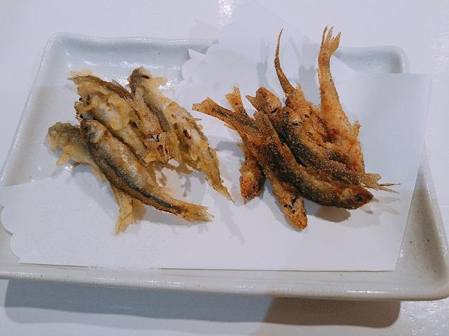つりぼりcafeピラルク 魚調理