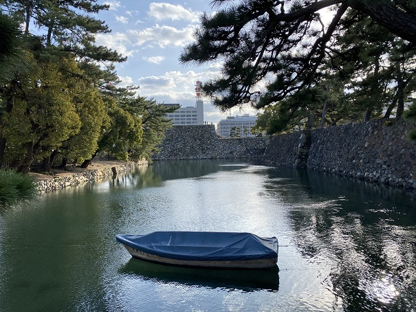 城船体験玉藻公園