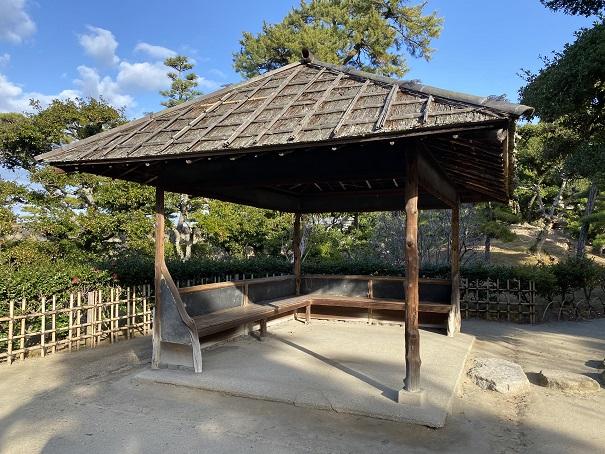 東屋玉藻公園