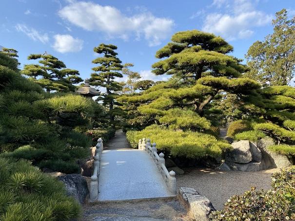 玉藻公園庭園