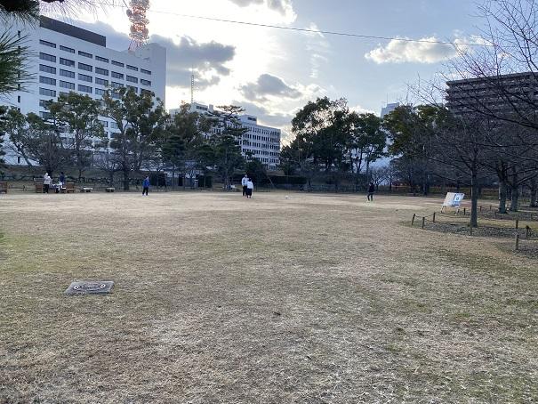 桜の馬場玉藻公園