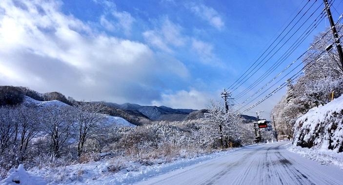 小田 スキー 場