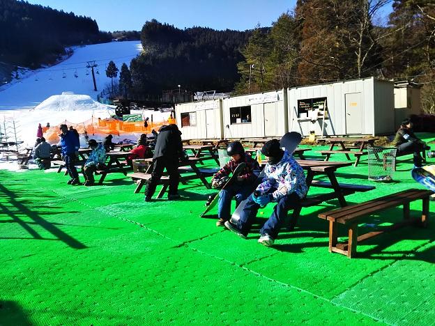 スキー ソルファ ゲレンデ オダ