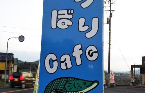 三豊市に釣った魚をその場で食べれる「つりぼりcafeピラルク」オープン