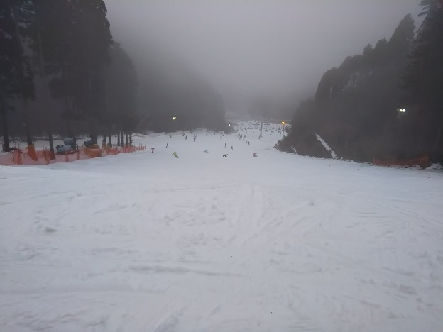 久万スキーランド 皿ヶ峰コース