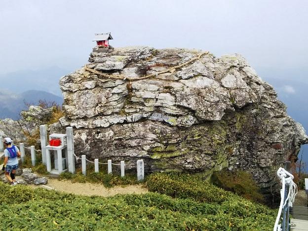 剣山 岩蔵
