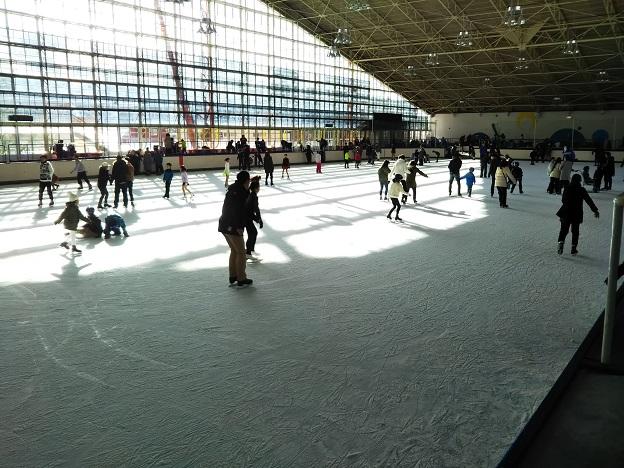 イヨテツスポーツセンター スケートリンク