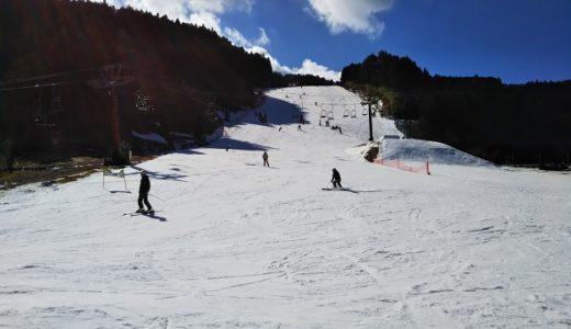 SOL-FAオダスキーゲレンデ 四国最大級のスキー場 内子町