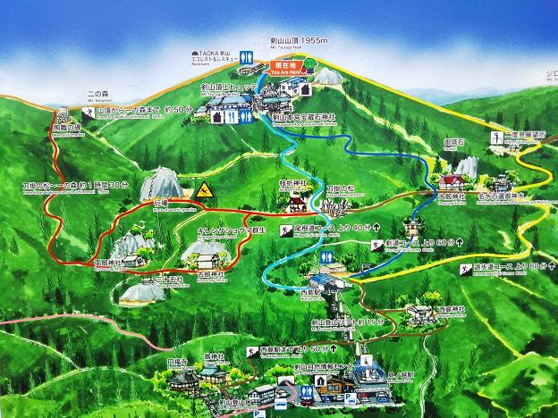 剣山登山コース