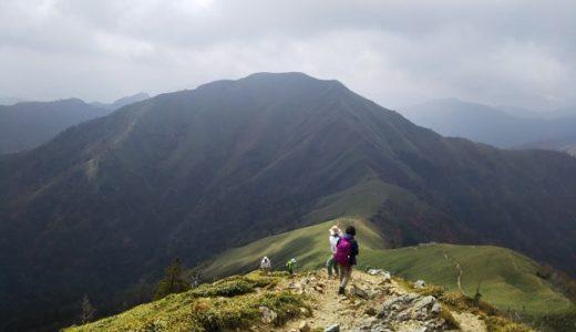 徳島県の最高峰の剣山 初心者でも登山できます!