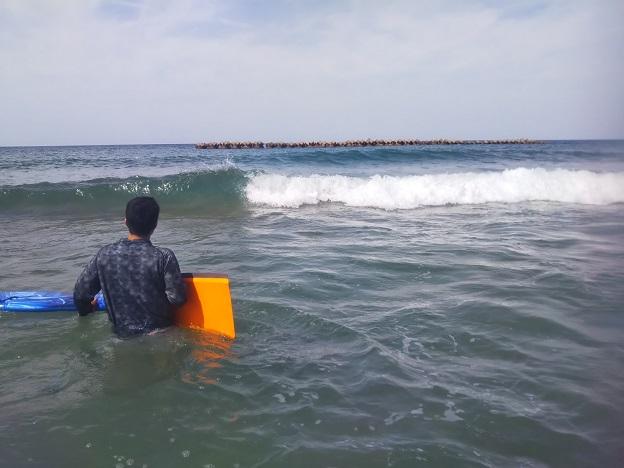 ハワイビーチ 羽合海水浴場