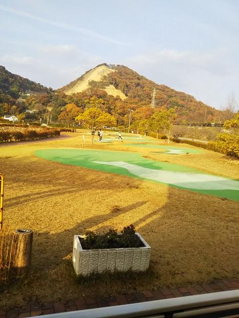 みやま公園 ミニパターゴルフ場