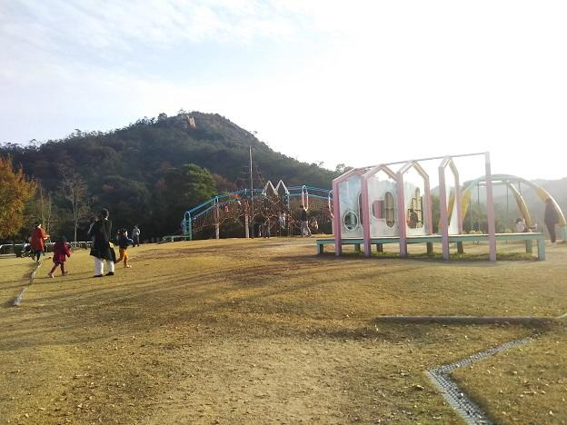 みやま公園 わんぱく広場2