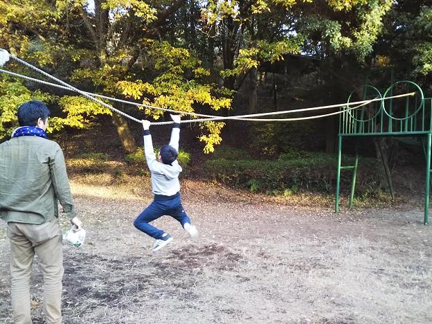 みやま公園 児童広場遊具1