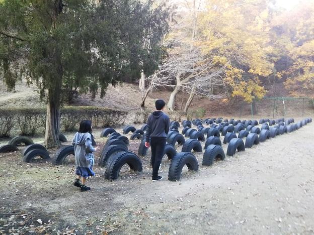 みやま公園 児童広場遊具3