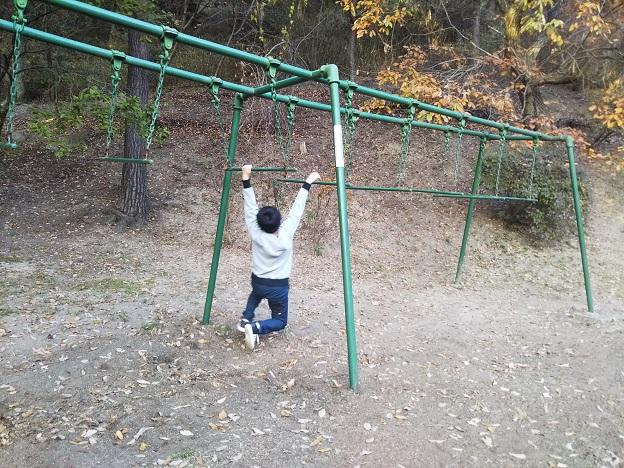 みやま公園 児童広場遊具5