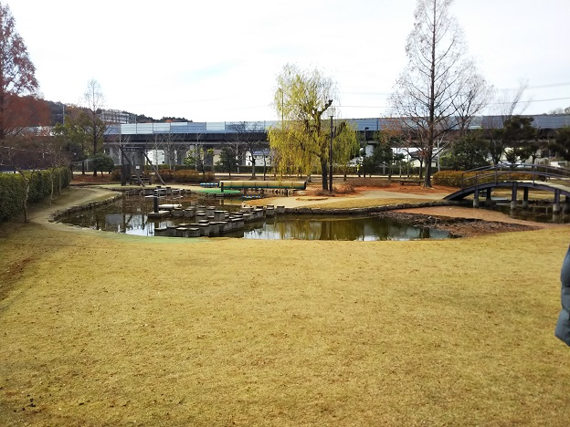 倉敷スポーツ公園 わんぱく広場