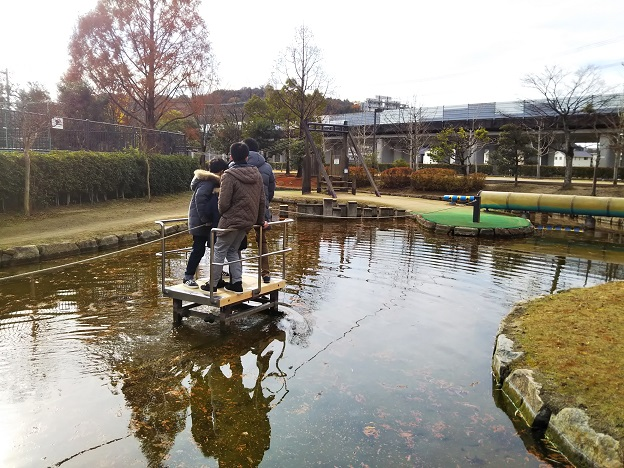 倉敷スポーツ公園 わんぱく広場2