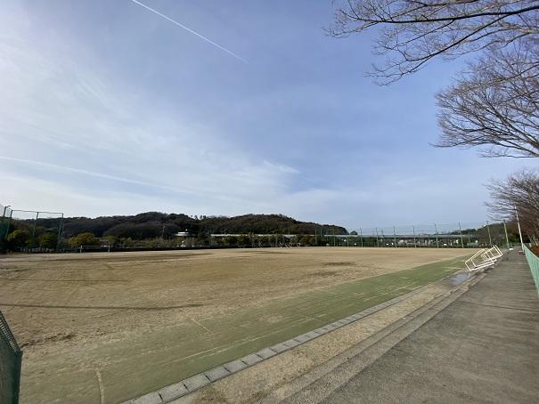倉敷スポーツ公園多目的広場