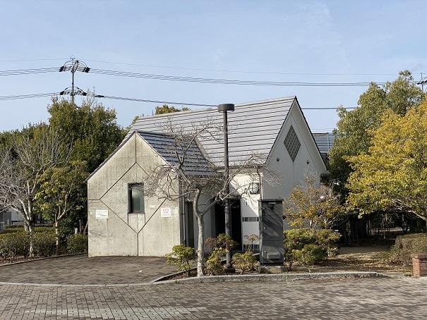 岡山県倉敷スポーツ公園トイレ