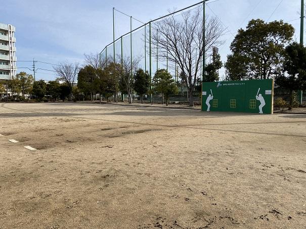 倉敷スポーツ公園自由広場