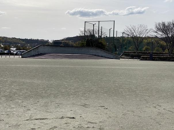 倉敷スポーツ公園イベント広場