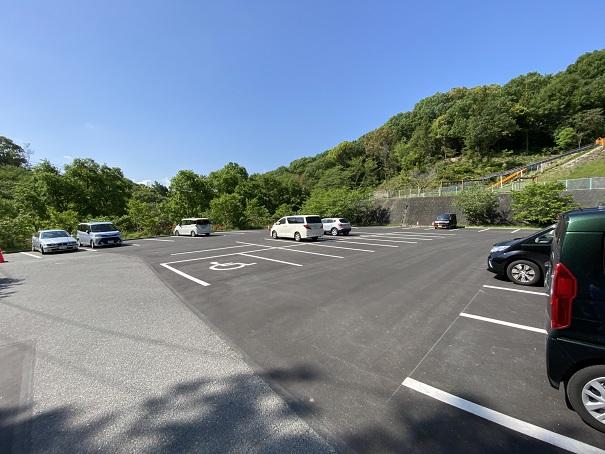 フォレスタ!早島町ふれあいの森公園駐車場