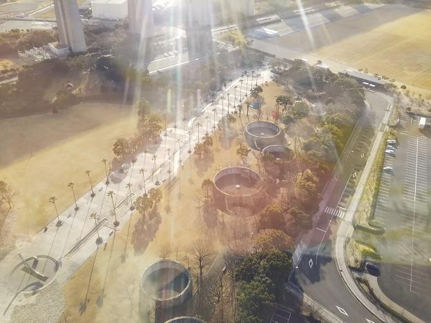 瀬戸大橋タワーからの眺め2