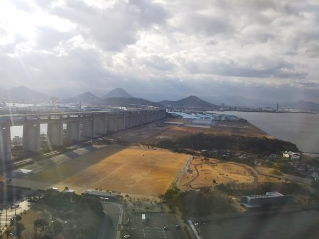 瀬戸大橋タワーからの眺め3