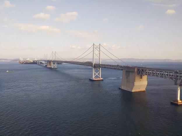 瀬戸大橋タワーからの眺め4