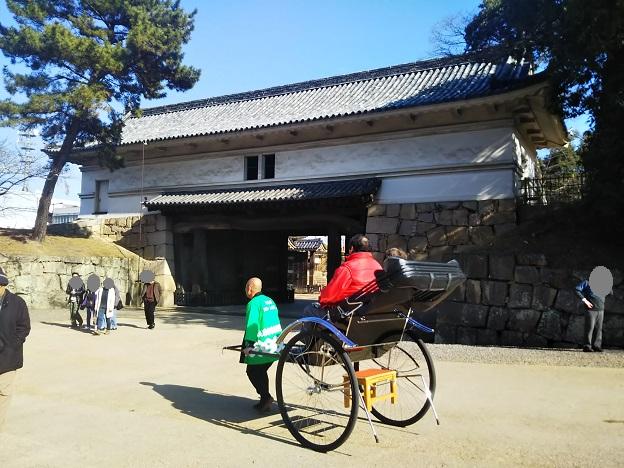 丸亀城 大手一ノ門2
