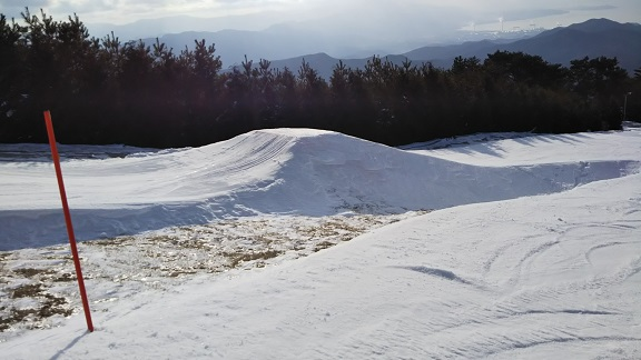 雲辺寺スキー場ジャンプ台