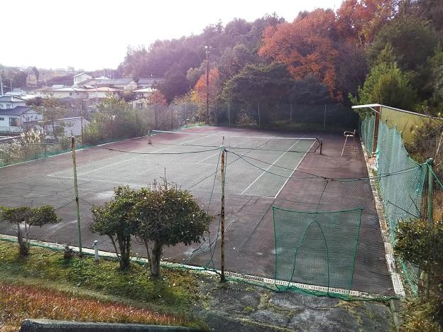 あさのランド テニスコート