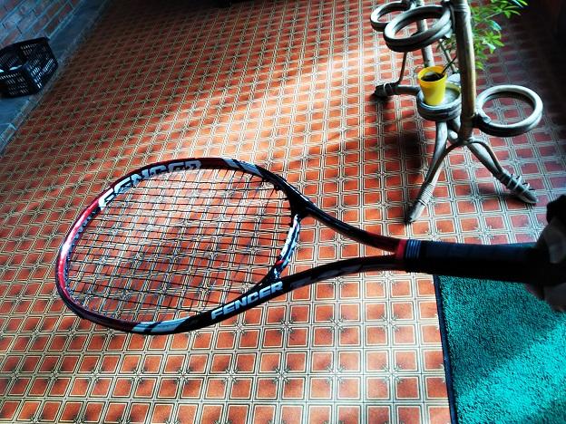 あさのランド テニスラケット