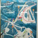 石鎚スキー&スノーボードリゾート 全体図