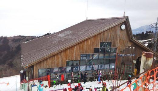 石鎚スキー&スノーボードリゾートで食べるご飯 石鎚レストハウス