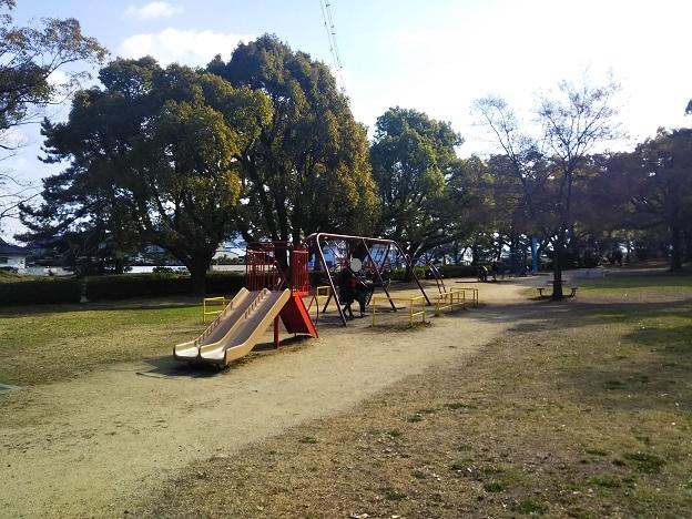 丸亀城内 公園2