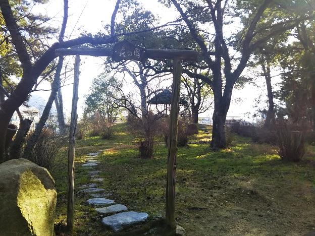 丸亀城 萩の小路