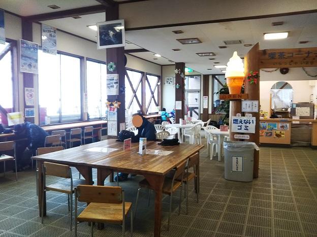 井川スキー場腕山 センターハウス1階