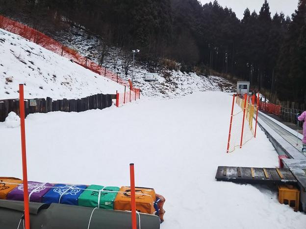 井川スキー場腕山 ちびっ子ゲレンデ