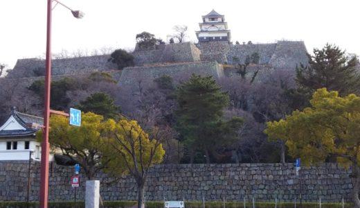 丸亀市のシンボル 日本百名城のひとつ丸亀城の魅力