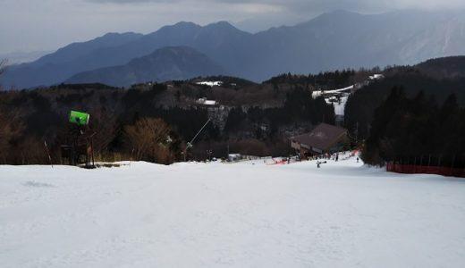 石鎚スキー場&スノーボードリゾートは四国で一番の雪質 愛媛県