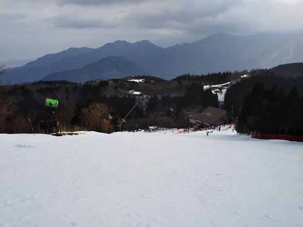 石鎚スキー場&スノーボードリゾートのゲレンデ