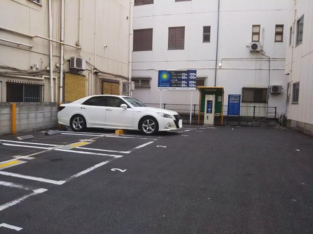 倉敷美観地区 駐車場3