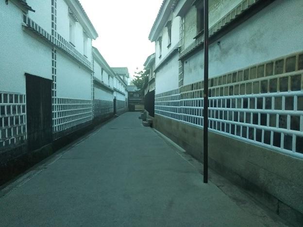 倉敷 なまこ壁
