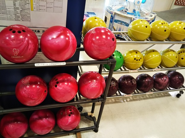 MGBOWL ボウリング球