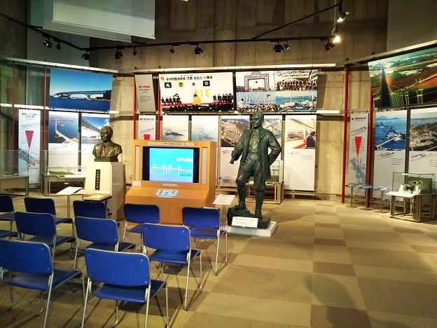 瀬戸大橋記念館 展示室2