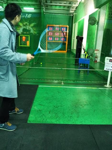 ホームランドーム高松 テニス