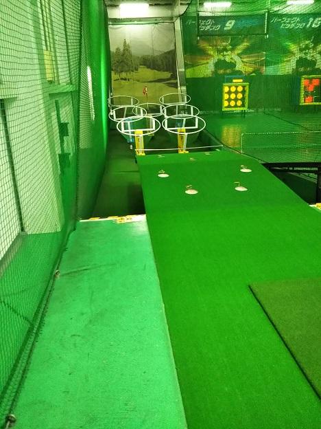 ホームランドーム高松 ゴルフ
